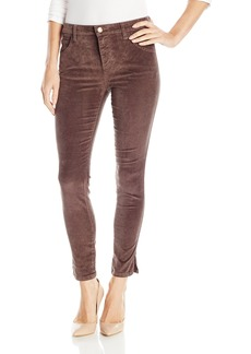 Joe's Jeans Women's Lux Corduroy Wasteland High Rise Skinny Ankle Jean  25