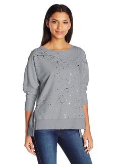 Joe's Jeans Women's Mackenzie Sweatshirt  M