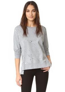 Joe's Jeans Women's Mackenzie Sweatshirt  L