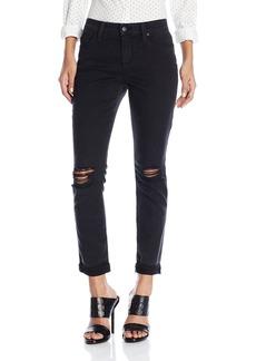 Joe's Jeans Women's Markie Mid-Rise Skinny Crop Jean with Phone Pocket in