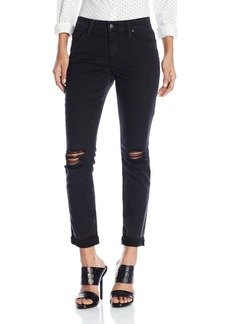 Joe's Jeans Women's Markie Mid-Rise Skinny Crop Jean with Phone Pocket in