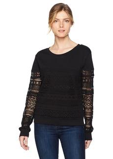Joe's Jeans Women's Martina Sweatshirt  L