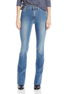 Joe's Jeans Women's Microflare High Rise Skinny Flare Jean