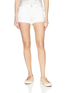 Joe's Jeans Women's Midrise Cut Off Jean Short