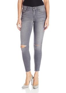 Joe's Jeans Women's Midrise Raw Hem Finn Skinny Ankle Jean