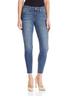 Joe's Jeans Women's Midrise Rolled Skinny Ankle Jean