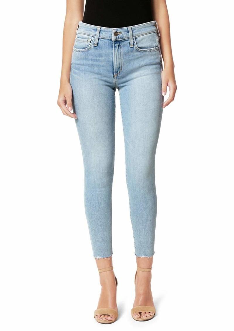 Joe's Jeans Women's Misses Icon Mid-Rise Skinny Crop