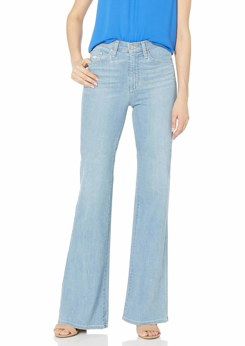 Joe's Jeans Women's Molly HIGH Rise Wide Leg Flare