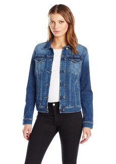 Joe's Jeans Women's Morgana Relaxed Fit Denim Jacket  XS