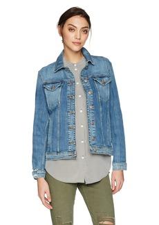 Joe's Jeans Women's Morgin Jacket  Blue M