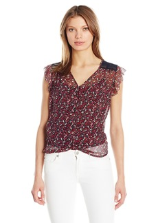 Joe's Jeans Women's Myla Blouse  M