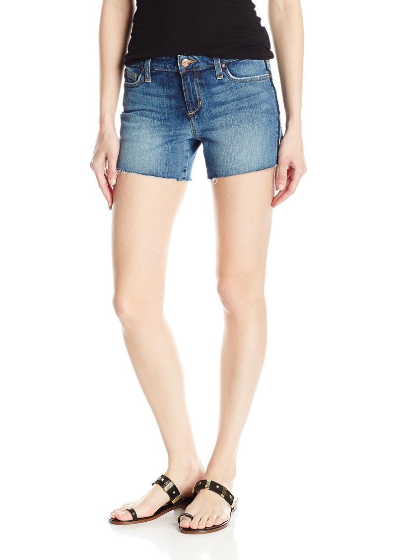 """Joe's Jeans Women's Ozzie 4"""" Cut Off Jean Short"""
