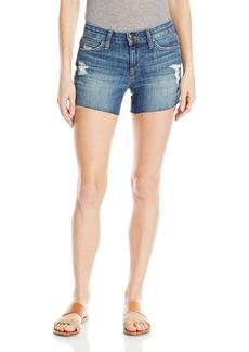 """Joe's Jeans Women's Ozzie 4"""" Cut Off Short"""