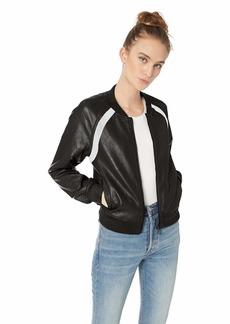 Joe's Jeans Women's Paola Bomber  XS