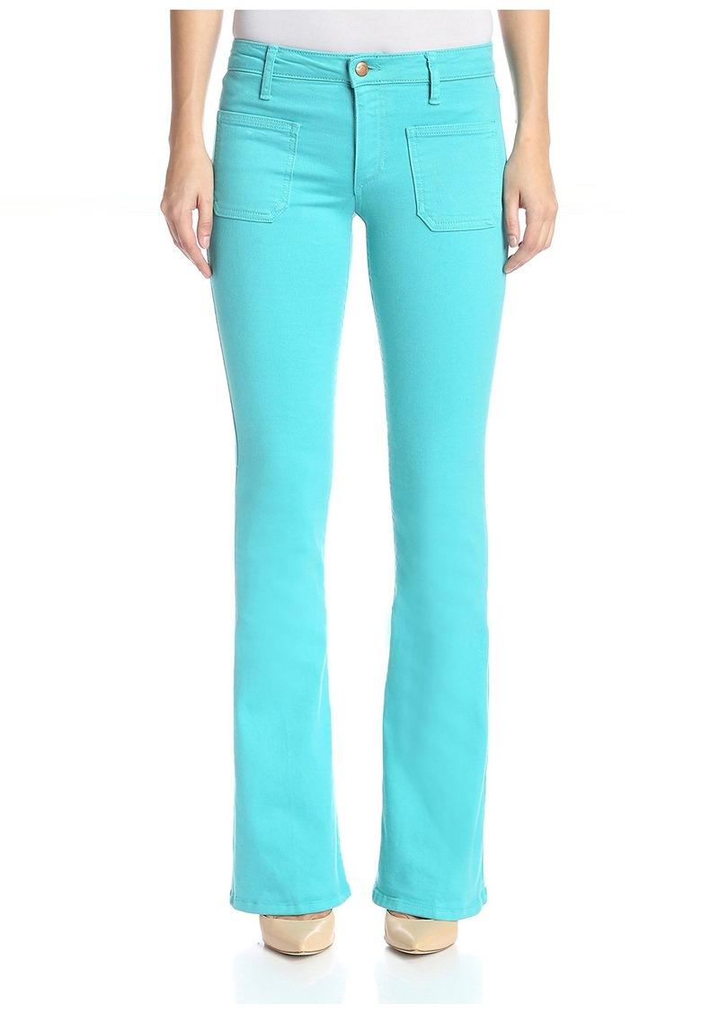 Joe's Jeans Women's Patch Pocket Skinny Flare