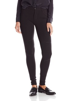 Joe's Jeans Women's Ponte Seamed Skinny Jean in