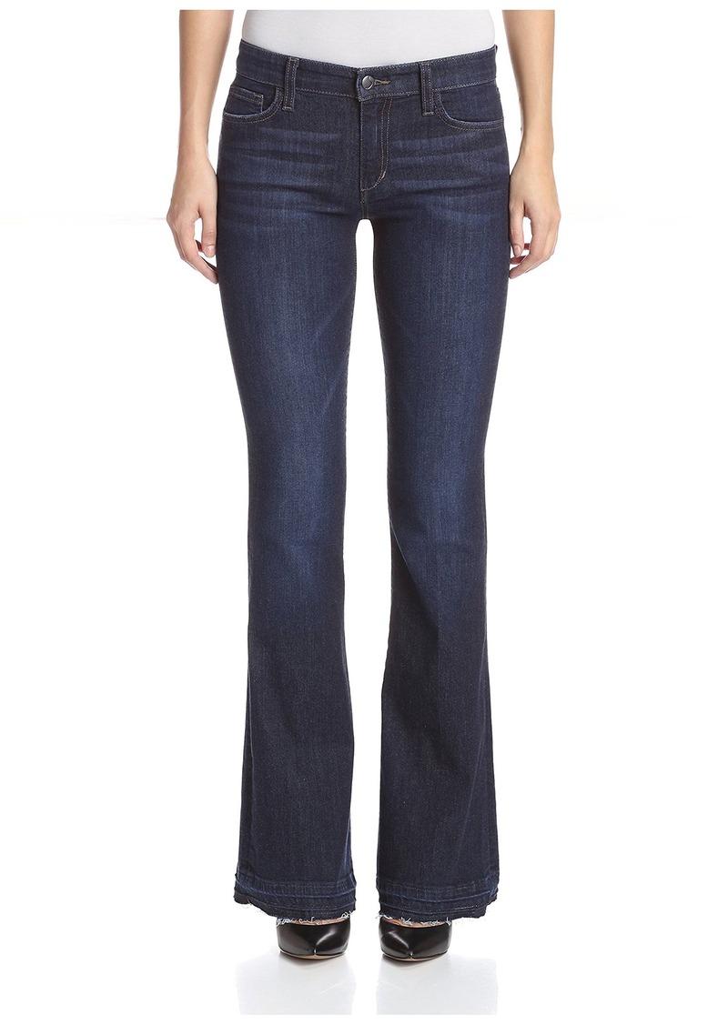 Joe's Jeans Women's Released Hem Icon Flare