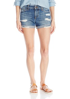 Joe's Jeans Women's Ryla Cut Off Short