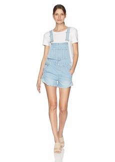 Joe's Jeans Women's Short Overalls  L