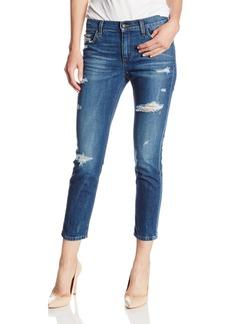 Joe's Jeans Women's Slim Straight Crop Jean