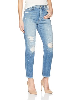 Joe's Jeans Women's Smith High Rise Straight Ankle Jean