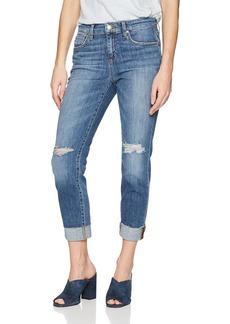 Joe's Jeans Women's Smith Midrise Straight Crop Jean