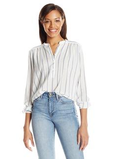 Joe's Jeans Women's Sophie Gause Stripe Blouse  XS