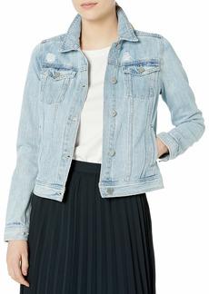 Joe's Jeans Women's Standard Trucker Denim Jacket  MED