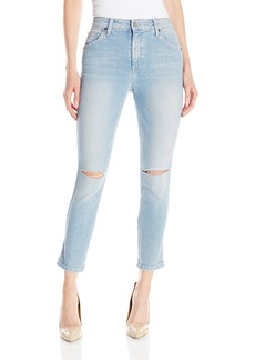 Joe's Jeans Women's The Wasteland High-Rise Crop Jean in