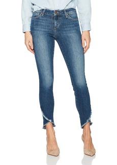 Joe's Jeans Women's Tulip Hem Icon Midrise Skinny Ankle Jean