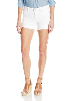 Joe's Jeans Women's Turn up Cuff White Short