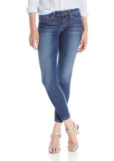 Joe's Jeans Women's Vixen Sassy Skinny Ankle Jean in  Medium Blue