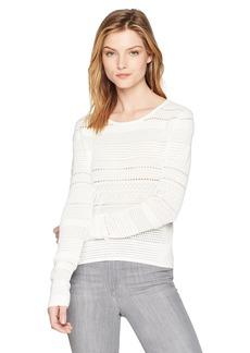 Joe's Jeans Women's Zinnia Pointelle Sweater  XS