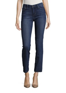 Joe's Jeans Jill Five-Pocket Straight-Leg Jeans