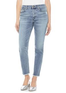 Joe's Kass Ankle Straight Leg Jeans (Danae)