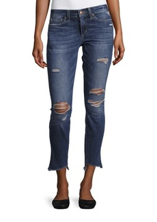 Joe's Keagan Distressed Blondie Ankle Jeans