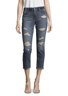 Joe's Jeans Kency Boyfriend Crop Jeans