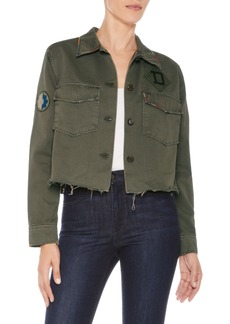 Joe's Marie Military Shirt Jacket
