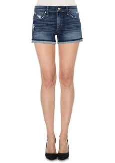 Joe's Markie Cuffed Denim Shorts (Maura)