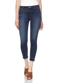 Joe's Markie High Rise Crop Skinny Jeans (Tania)