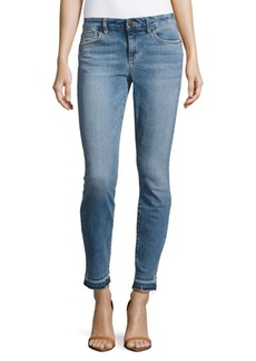 Joe's Mid-Rise Skinny Ankle Jeans