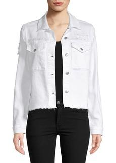 Joe's Jeans Military Cropped Jacket