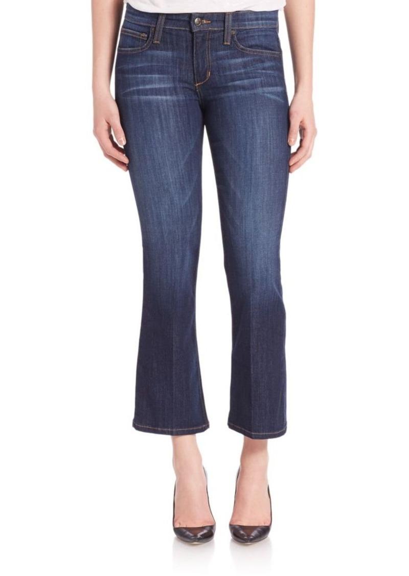 Joe's Jeans Joe's Olivia Cropped Flare Jeans