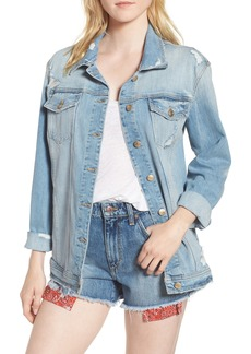 Joe's Oversize Denim Jacket