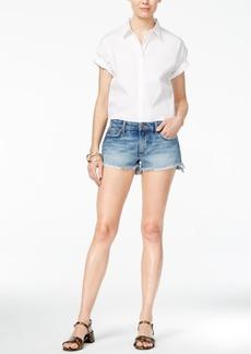 Joe's Jeans Joe's Ozzie Frayed Denim Shorts