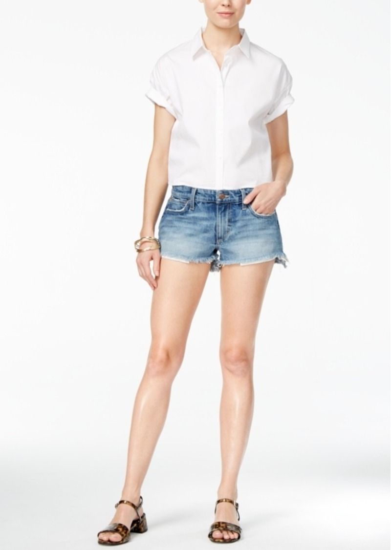 c9130c5ab44b4 Joe's Jeans Joe's Ozzie Frayed Denim Shorts | Shorts