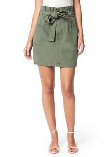 Joe's Jeans Joe's Paperbag Utility Skirt