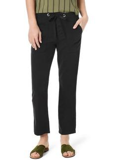 Joe's Jeans Joe's Relaxed Cotton Blend Twill Drawstring Pants