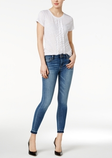 Joe's Rini Cotton Released-Hem Skinny Jeans
