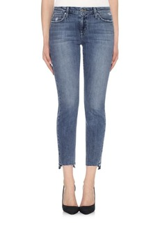 Shayna Fading Ankle Jeans